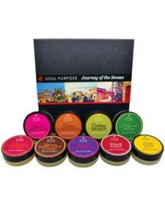 Journey of The Senses Solid Scent Sampler