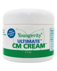 Ultimate CM Cream™ (Paraben-Free) - 2 oz