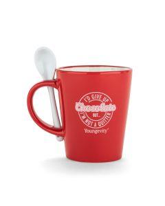 Youngevity Hot Chocolate and Coffee Mug